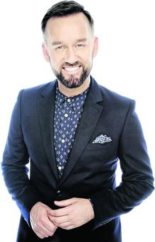 Brendan Courtney from RTE's Off the Rails will be judging Best Dressed Lady. Photo: Barry McCall