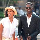 Top Five, with Rosario Dawson and Chris Rock.