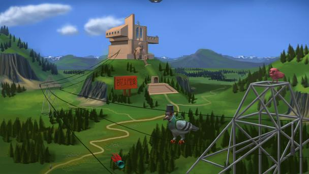 While a lot of the puzzles in Paradigm are undeniably weird, they are not so hard as to leave you tearing your hair out