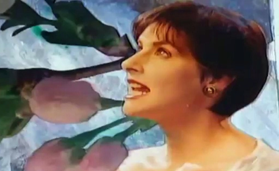 Enya: 'Orinoco Flow' spent three weeks at the top of the UK charts