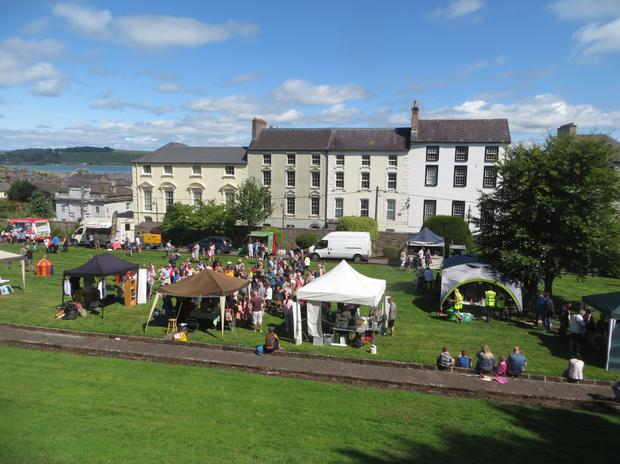 One of Cork's largest Heritage Week Events – the Youghal Medieval Festival – took place on Sunday and thousands of people attended over the course of the day