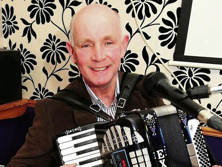 Barry O'Halloran will host a fundraising dance in aid of Suicide Aware in the Hazeltree, Mallow.