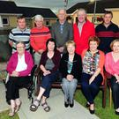 Members of Kilcorney Community Development Association which has been shortlisted for the Allianz Community Housing Awards