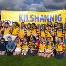 The Kilshannig Under-10 team that played in the Passage West blitz