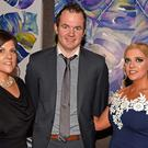 Pictured at Charleville G.A.A's Valentine's victory social were Karen O'Regan, Brendan Dennehy and Leanne O'Regan