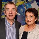 Jerry and Josephine Hawe were at the Charleville G.A.A. Valentine's victory social at the Charleville Park Hotel