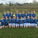 The Kilshannig Ladies Under 21 team which played for the first time at the weekend, defeating Rockban at home in the U21C County Quarter Final