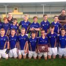 The Kilshannig U12 Football Team which won the North Cork U12 Final against Clyda Rovers