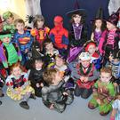 There was magic in the air during the Hallowe'en Party at Tír na nÓg Creche in Ballydesmond