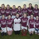 The St Peter's ladies football team which won the North Cork C2 Shield title last weekend