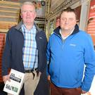 Andrew Murphy and Bill O'Keeffe, Millstreet who attended the Millstreet Self Build Show