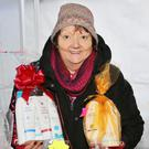 Mary Twomey Bucke, Millstreet, at her 'Forever Living Products' stall at the Mallow Christmas Family Food and Craft Fair