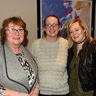 Rita Linehan, Aisling Crowley and Louise Fenton were at the Mental Fitness and Wellbeing talk by Bressie at the Charleville Park Hotel, Charleville