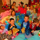 There was a morning of great fun and games at Freemount Early Years Setting last Friday. Well done to all the children who braved the weather and arrived in their colourful pyjamas