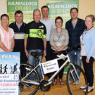 Pictured at the launch of the St Joseph's Foundation 2017 Walk, Cycle, Run were Helen Power, Eamon McCarthy, Paul Gammell, Kilmallock Cycles (sponsor), Richard Hayes, Mary Hayes, Brian Murphy and Maura Twomey of the organising committee