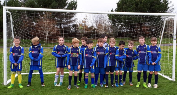 Well done to the Bweeng Celtic Under 10s who had two great games against Mallow Utd this weekend