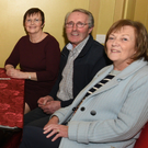 Friends of Kilbrin GAA Patsy Sheahan, Jack Gayer, Mary Gayer, Phil Field, Jack Field and Noirín Brennan enjoying the reception for the 1968 and 1978 winning hurling teams