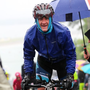 Patrick Buckley from Banteer taking part in the Ironman event in Youghal recently
