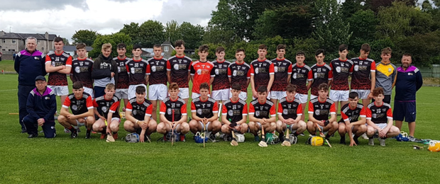 The Cork Rebel Óg North Cork selection,featuring players from all over North Cork, beat a East Cork selection in a semi-final in Ballinlough