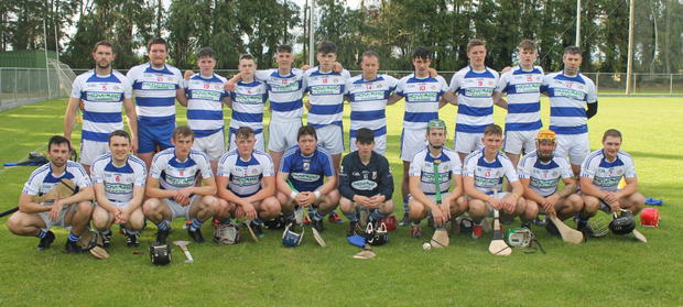 The Killavullen Junior hurling side who have made it to the Junior A Hurling quarter final