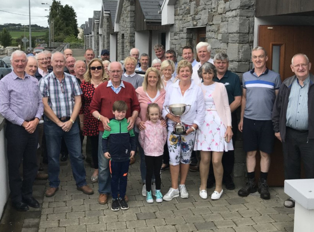 Duhallow Vintage Club members and supporters enjoying the Murphy Family Memorial Run that took place recently.