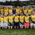 The Kilshannig U12 team prior to their county game against Douglas last Saturday