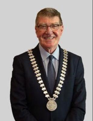 The Mayor of Cork County, Cllr Ian Doyle