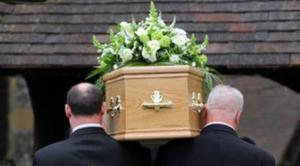No more than 10 people should attend funerals of loved ones, Government advises