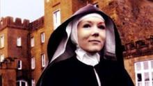 Diana Rigg in the movie shot in Drishane, In This House of Brede