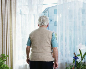 Cocooning has heightened a sense of loneliness for some elderly people