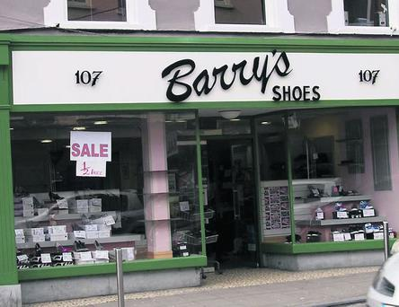 Barrys Shoes