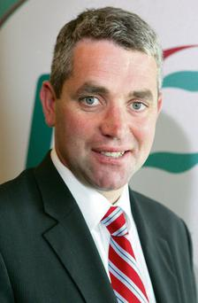 Cllr Tim Lombard, the new chairman of the HSE South regional forum.