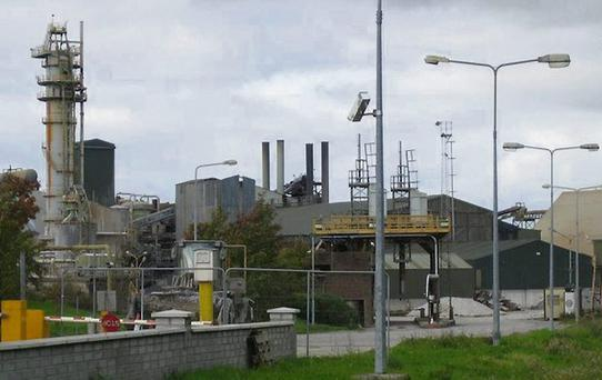 The old sugar factory at Mallow, one of the four potential sites earmarked.
