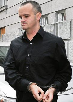 Sylvester Torrens pictured at the Central Criminal Court, Cork.