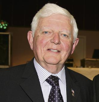 Pat Mulcahy, Rockchapel, has been appointed Commander of the Fr Francis Duffy Post of the American Legion.