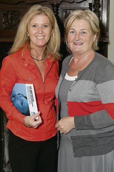 Going For Growth lead entrepreneurs Mary McKenna of Tour America and Colette Twomey of Clonakilty Black Pudding.