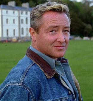 Michael Flatley pictured at Castlehyde.