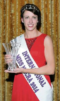 Miss Macra, Brid Cooney from Cecilstown, Mallow