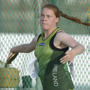 Milford's Noelle Lenihan who took gold in the discus at the European Championships in Italy, setting a new world record in the process. She is now on her way to the Paralympics in Rio De Janeiro, Brazil. We can all learn a lot from this 16-year-old writes Anna