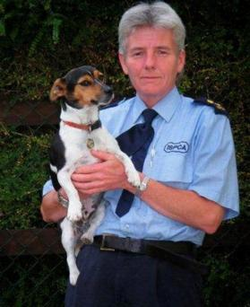 Lisa O'Donovan, the ISPCA inspector for Cork city and county