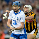 Austin Gleeson's performances throughout the year earned him the senior and junior Player of the Year at the All Star Hurling Awards
