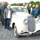 Kilbrin GAA and Duhallow Vintage Club linked up to host a Vintage Run in support of Kanturk Community Hospital. Picture: John Tarrant