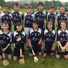 U13 Laochra Óg side who drew with Keale Gaels on Sunday