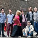 Kila has evolved from a busker's collective performing on the streets of Dublin into an internationally acclaimed band