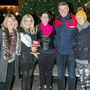 Ballincollig Business Association members; Daithi O'Donovan, Emer Cassidy, Jim O'Leary, Barbara O'Connor, Con Nagle and Eibhlin O'Sullivan with Belle of Ballincollig Amy Jones