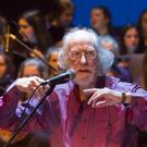 Brian O'Reilly orchestrating the 'Children of Lir Celtic Concert' last year at the National Opera House in Wexford