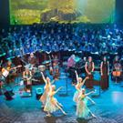 A stage shot from 'The Children of Lir Celtic Concert'