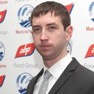Donoughmore's Sean Wallace at the Red Cow Moran Hotel, Dublin for the Macra Skillnet Leadership Awards