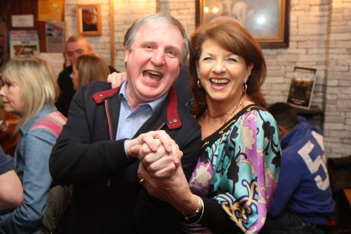 Kevin Rice and Mary Hickey will be among the 15 couples who are looking forward to taking to the dance floor at the Charleville Park Hotel on Saturday, April 7