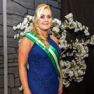 Emma Nott who represented Macroom Family Resource Centre won the Flower of Macroom title at a packed audience at the Riverside Park Hotel last Saturday night. Emma will now lead the St Patrick's Day Parade